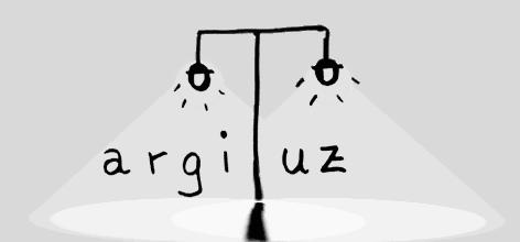 Logo Argituz