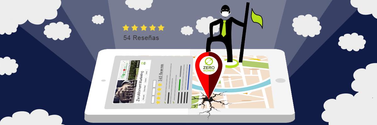 Consigue reseñas en Google Maps y gestiona tu negocio