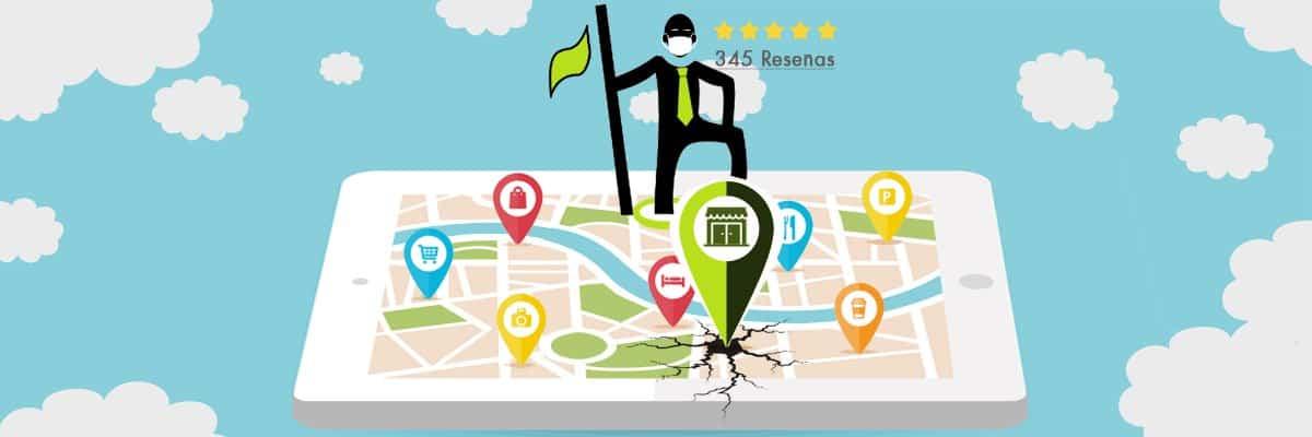 Aparecer en Google Maps dando de alta tu empresa en Google My Business