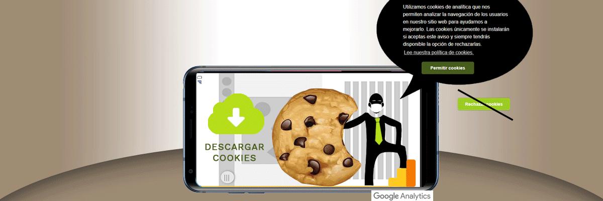 Nueva política de cookies