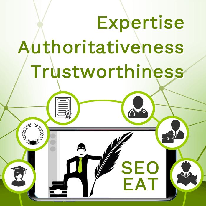 EAT: experiencia, autoridad y confianza