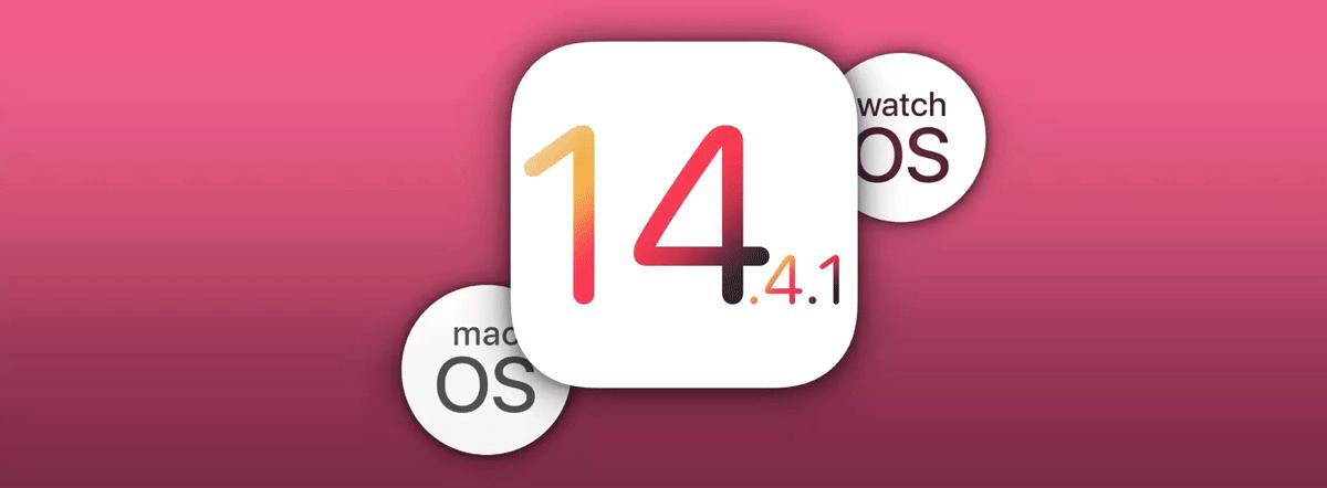 Actualización iOS 14: Mac, Watch, iPhone