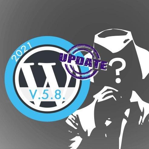 WordPress 5.8 – Tatum