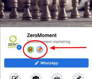 Insignias de Facebook 2021