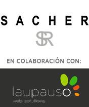 Logo Sacher | ZeroMoment Marketing Estratégico